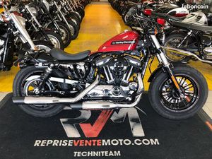 HARLEY DAVIDSON 1200 FORTY EIGHT SPECIAL 3800 KMS REP.ECH.POSS