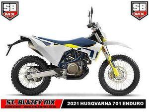 2021 HUSQVARNA 701 ENDURO BIKE | IN PAR, CORNWALL | GUMTREE