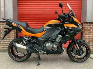 KAWASAKI KLZ 1000 VERSYS, 3,000 MILES, ONE OWNER, ABSOLUTELY STUNNING | IN CHELMSFORD, ESS