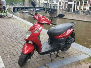 SCOOTER 50CC 2019