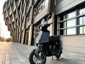 VESPA SPRINT 2021 INDO STYLE FORGED CARBON