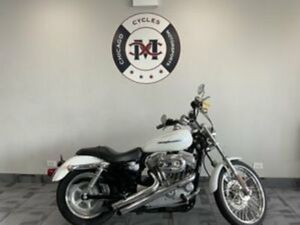2006 HARLEY DAVIDSON XL883 C 17522 MILES CHICAGO CYCLES AND MOTORSPORTS
