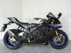 2021 YAMAHA YZF-R1M YZF R1 M SILVER NATIONWIDE DELIVERY AVAILABLE
