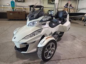 CAN-AM SPYDER® F3 LIMITED CHROME 2019 USED MOTORCYCLE FOR SALE IN INNISFIL