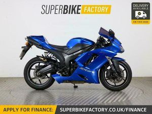 2009 09 KAWASAKI ZX-6R - BUY ONLINE 24 HOURS A DAY   IN MACCLESFIELD, CHESHIRE   GUMTREE