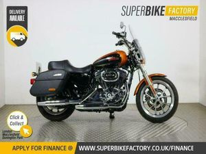 2015 15 HARLEY-DAVIDSON SPORTSTER XL 1200 T SUPERLOW - BUY ONLINE 24 HOURS A DAY | IN MACC