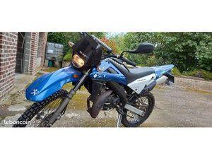 MOTO 50 PEUGEOT XP7