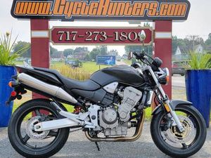 2002 HONDA CB900F/919