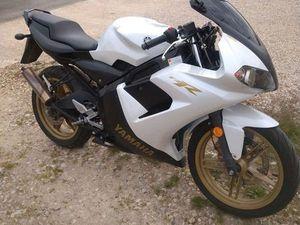 MOTO TZR 50 CC