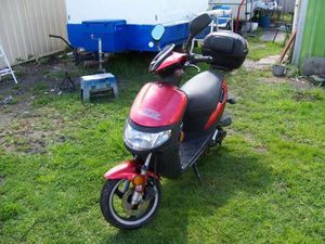 50CC SCOOTER CITY 50 LICENCED 4 STROKE 2009 YEAR