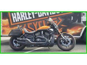 2014 HARLEY-DAVIDSON NIGHT ROD SPECIAL USED