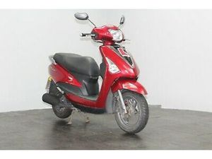 2018 / 67 YAMAHA DELIGHT 125CC AUTOMATIC SCOOTER LEARNER LEGAL D'ELIGHT 125 RED