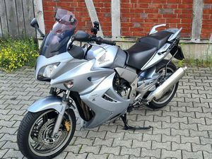 HONDA CBF 1000 A SC58 SCHECKHEFTGEPFLEGT
