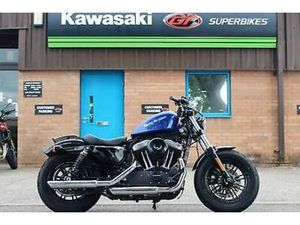 2020 20 HARLEY-DAVIDSON SPORTSTER 1200 X FORTY EIGHT SPECIAL
