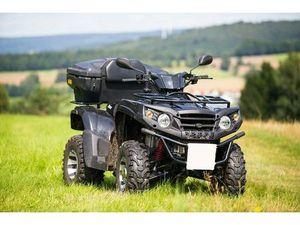 AEON CROSSLAND 400 4X2 LUX ATV QUAD 3700 KM