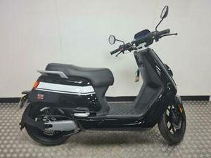 NIU GTS PRO NEW! DUAL BATTERY, 125CC EQUIVALENT ELECTRIC SCOOTER!