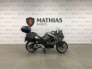 BMW F800 GT AVEC LES 3 VALISES! 2016 USED MOTORCYCLE FOR SALE IN SAINT-MATHIAS-SUR-RICHELI