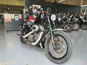 HARLEY DAVIDSON - XL 1200 NIGHSTER