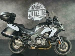 KAWASAKI VERSYS 1000 SE GT **ONLY 1711 MILES** | IN STOKE-ON-TRENT, STAFFORDSHIRE | GUMTRE