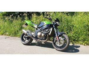 KAWASAKI, NINJA ZX6R STREETFIGHTER MOTORBIKE 600 | IN CATTERICK GARRISON, NORTH YORKSHIRE