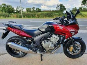 HONDA CBF600 S 599CC