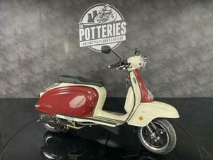 ROYAL ALLOY TG300 S 2020 RETRO MOD SCOOTER