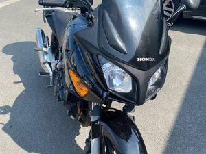 MOTO CBF 600