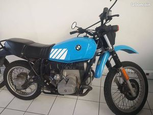 80 GS BMW