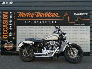 HARLEY-DAVIDSON SPORTSTER® XL1200 CUSTOM