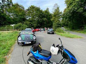 ITALJET DRAGSTER 180 2TAKTER MOTOR VOR 500KM REVIDIERT