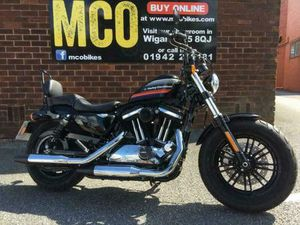 HARLEY-DAVIDSON XL1200 SPORTSTER XS FORTY EIGHT SP 2018   IN ORRELL, MANCHESTER   GUMTREE