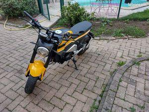 MOTO MOTRAC M6 50CC