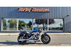 HARLEY DAVIDSON SPORTSTER 1200 FORTY EIGHT 2016 POTS KESSTECH BRIDABLE A2