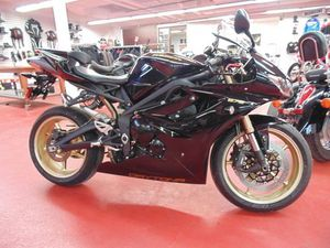 TRIUMPH DAYTONA 675 2012 USED MOTORCYCLE FOR SALE IN OTTAWA