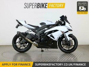 2011 11 KAWASAKI ZX-6R RAF - BUY ONLINE 24 HOURS A DAY   IN MACCLESFIELD, CHESHIRE   GUMTR