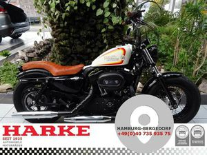 HARLEY-DAVIDSON XL 1200 X SPORTSTER FORTY EIGHT 48 SPECIAL