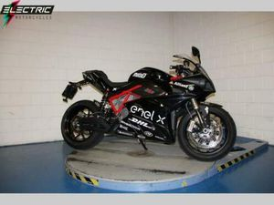 ENERGICA EGO (SPORTS BLACK) - ELEKTRISCHE MOTORFIETS