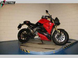 ENERGICA EVA RIBELLE RS - ELEKTRISCHE MOTORFIETS