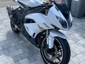 ZX6R 2010 COMME NEUF