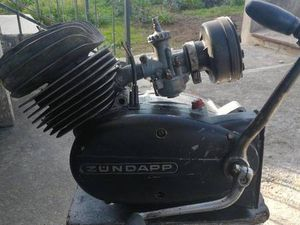 MOTOR ZUNDAPP 5