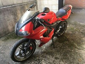 YAMAHA TZR50 LIQUID COOLED PROJECT SPARES OR RESTORATION