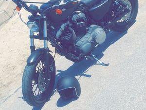 HARLEY DAVIDSON 1200 SPORTSTER 2011 NIGHSTER