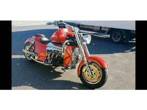 BOSS HOSS 502 MOTORRAD