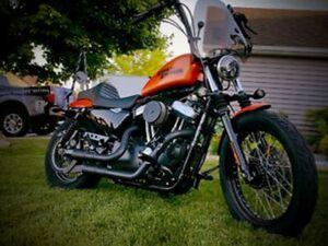 HARLEY-DAVIDSON XL1250 NIGHTSTER