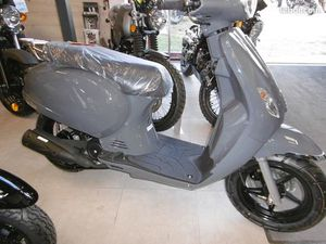 SCOOTER ISCA 50CC NEUF