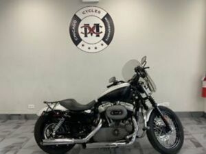 2007 HARLEY DAVIDSON XL1200 IRON 9913 MILES CHICAGO CYCLES AND MOTORSPORTS