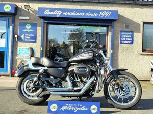 HARLEY-DAVIDSON XL 883 R SPORTSTER 1200CC AT PENRITH MOTORCYCLES   IN PENRITH, CUMBRIA   G