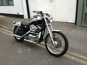HARLEY DAVIDSON XL1200 SPORTSTER 100TH ANNIVERSARY LIMITED EDITION