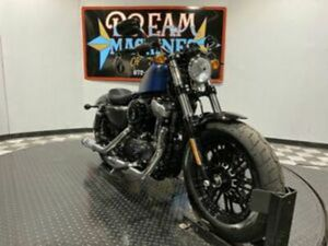 DREAM MACHINES OF TEXAS 2018 HARLEY-DAVIDSON XL1200X - SPORTSTER FORTY-EIGHT 115