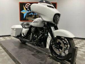 DREAM MACHINES OF TEXAS 2020 HARLEY-DAVIDSON FLHXS - STREET GLIDE SPECIAL 7366